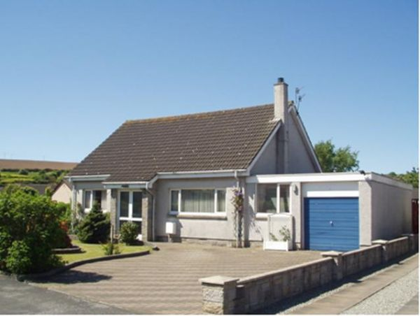 Photograph of 1 Clenoch Parks Road, Stranraer