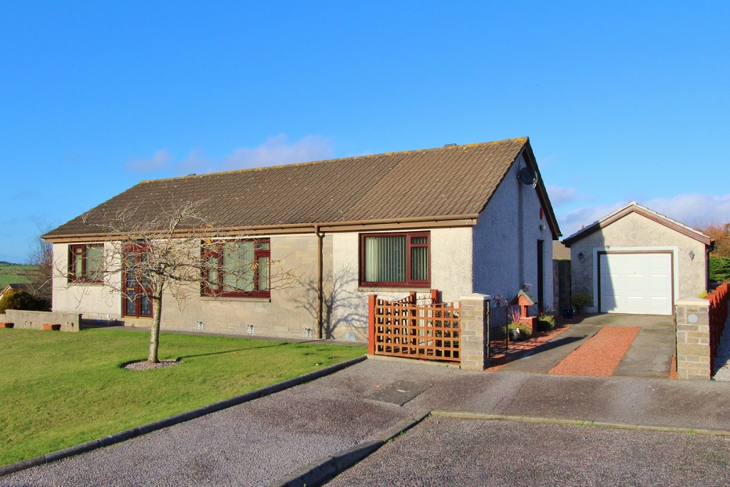 Photograph of 11 Leafield, Stranraer