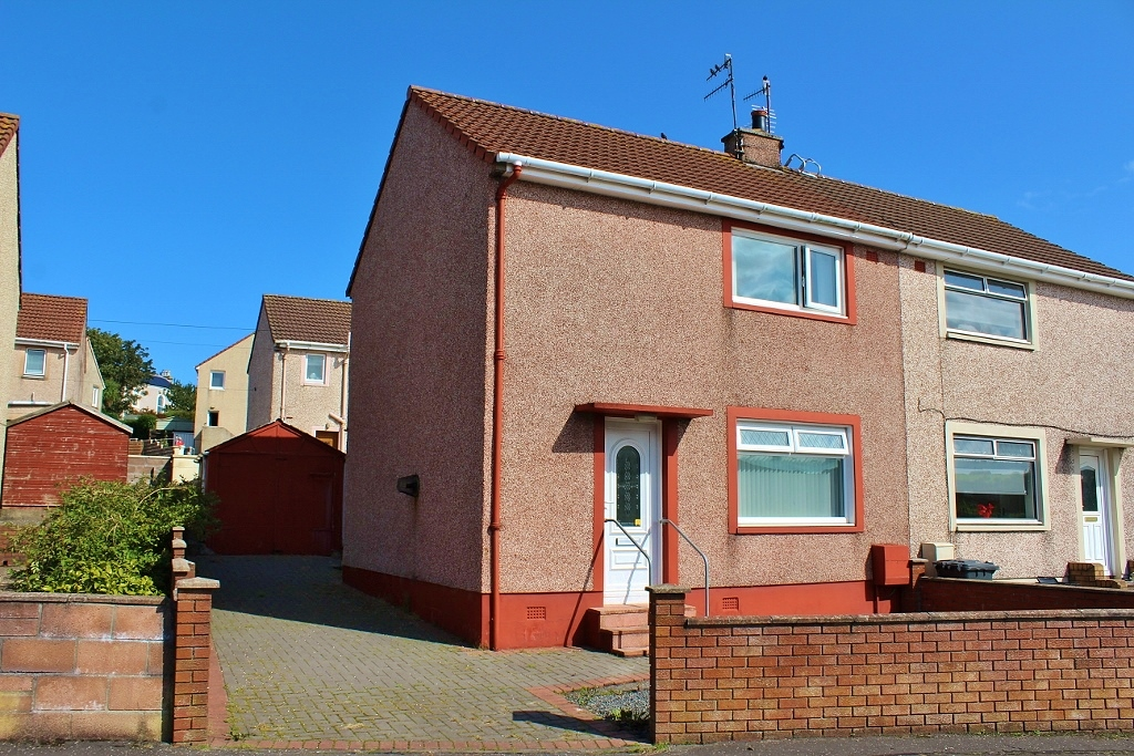 Photograph of 11 Park Crescent, Stranraer