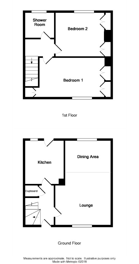 Floor Plan for 11 Park Crescent