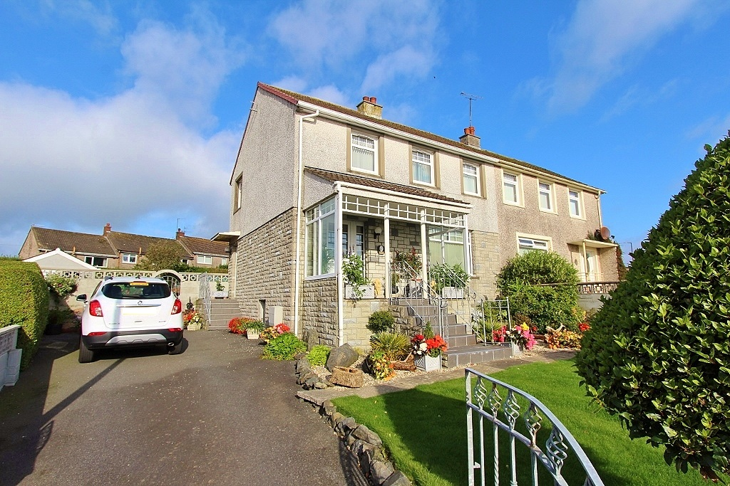 Photograph of 12 Knockcullie Road, Stranraer