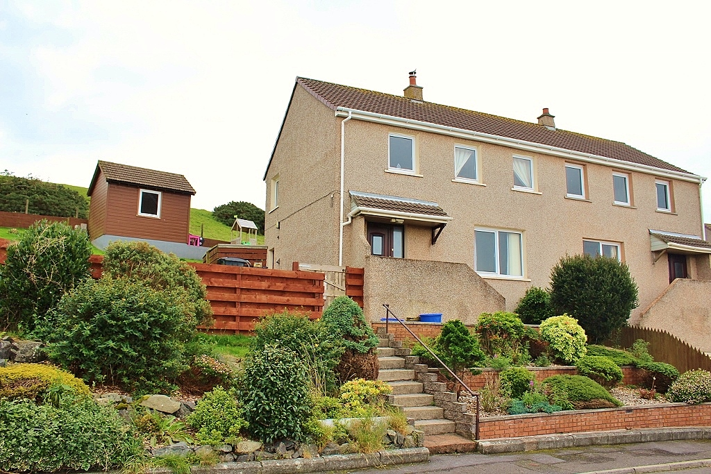 Photograph of 12 Merrick Terrace, Portpatrick