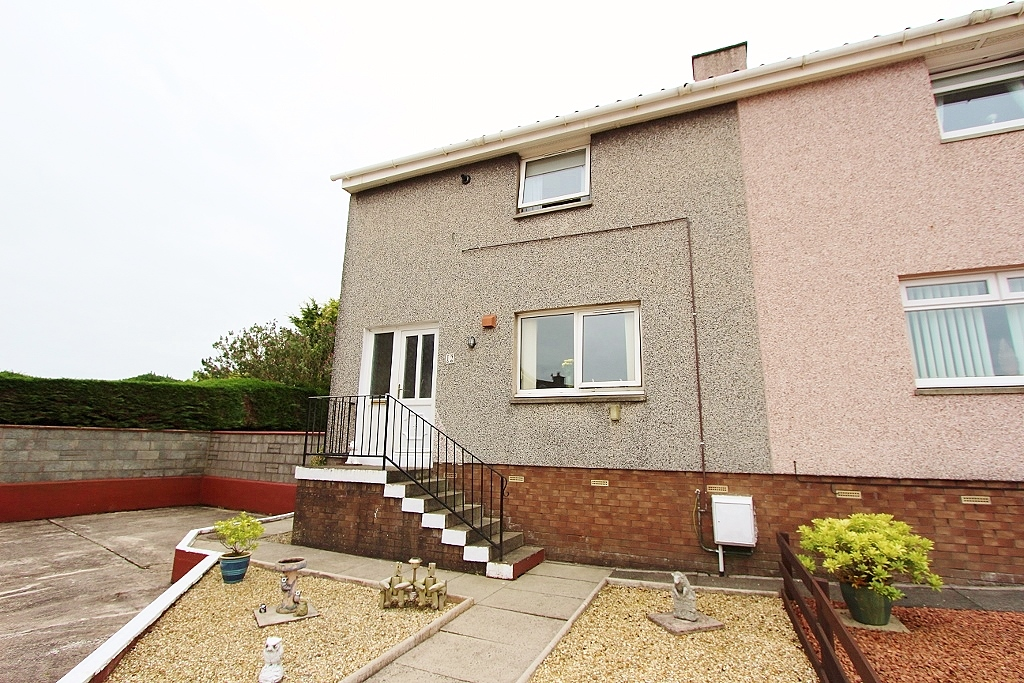 Photograph of 12 Shawfield, Stranraer
