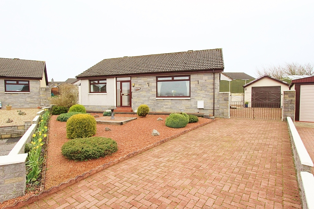 Photograph of 13 Brickfield Road, Stranraer