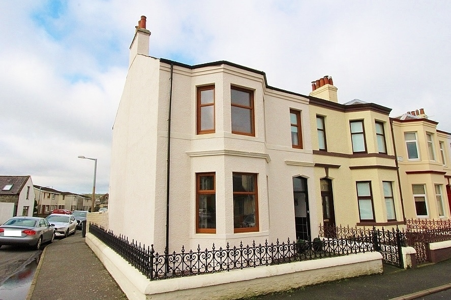 Photograph of 1 Courtland Terrace, Stranraer
