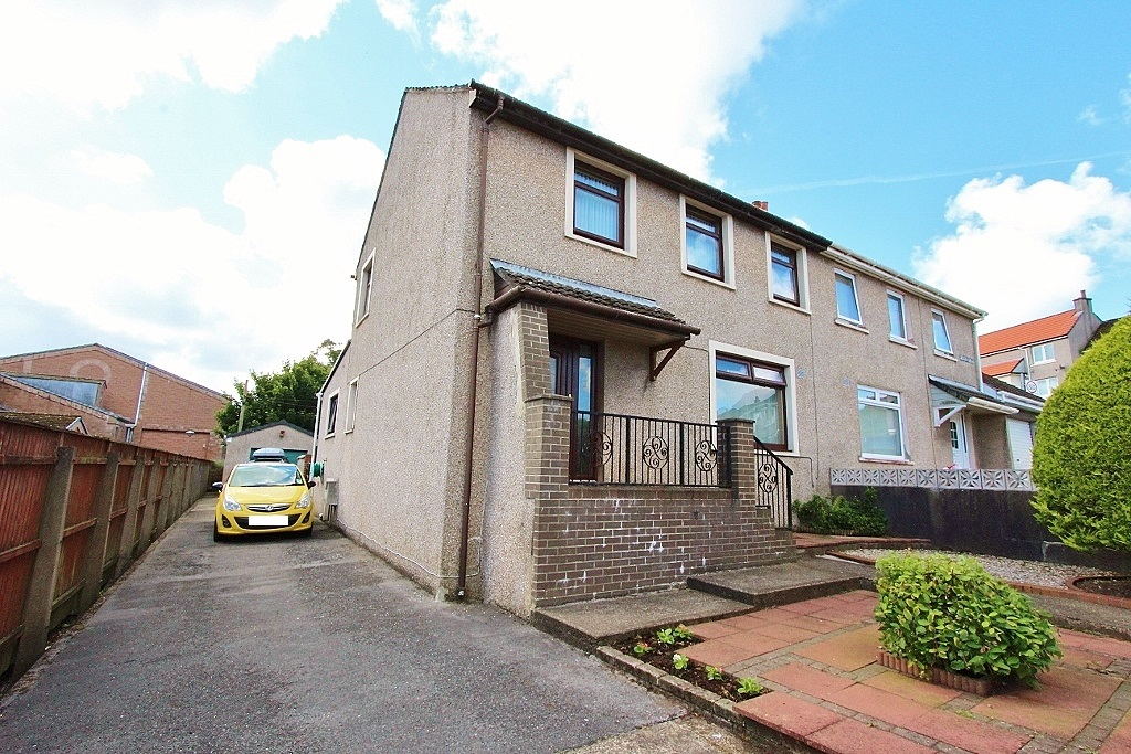 Photograph of 1 Fairhurst Road, Stranraer