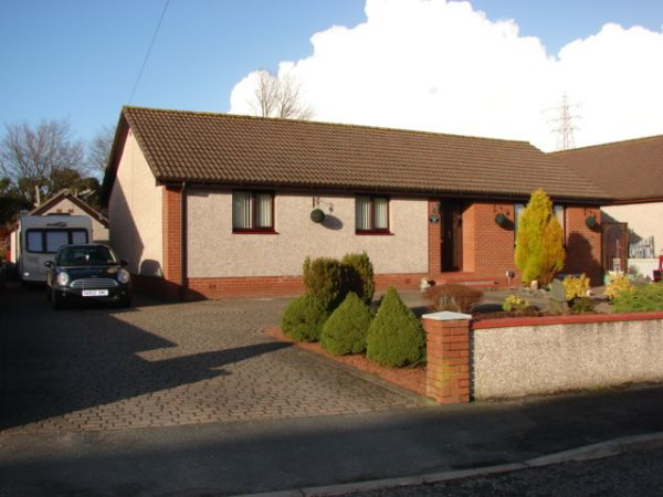 Photograph of 'Whinbank', 2 Fineview Crescent, Glenluce