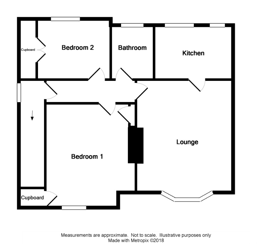 Floor Plan for 21 Marine Gardens