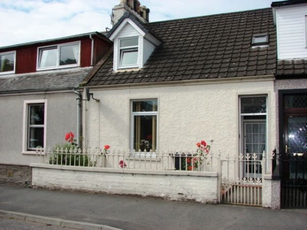 Photograph of 22 Station Street, Stranraer