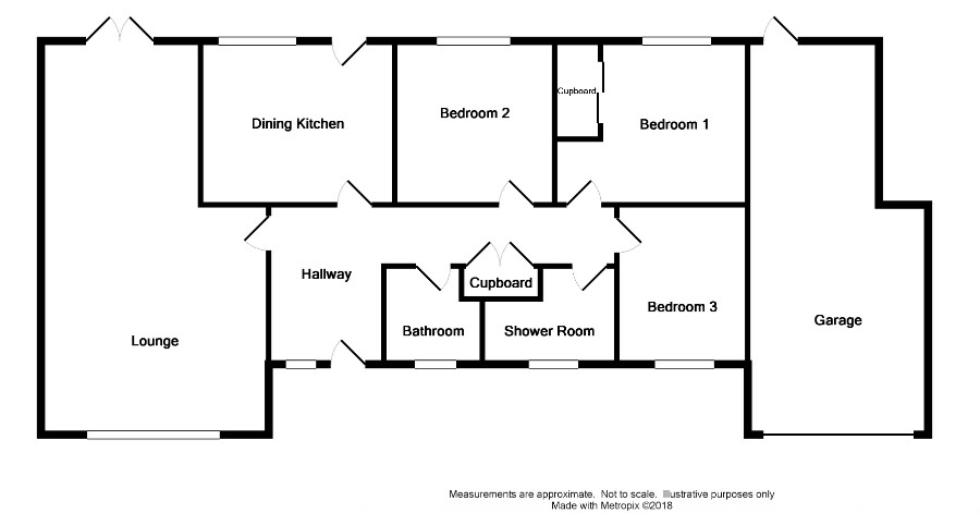 Floor Plan for 25 Heugh Rise