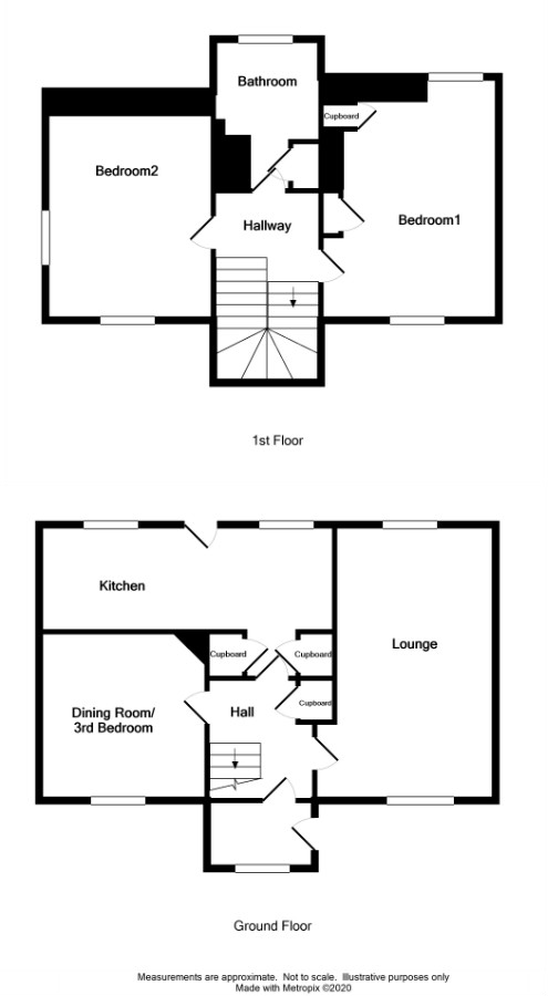 Floor Plan for 29 Liddesdale Road