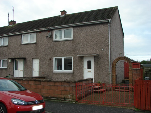 Photograph of 2 Southgate Road, Stranraer