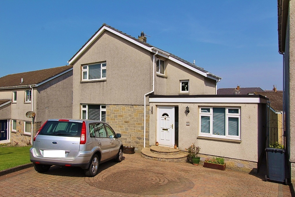 Photograph of 30 Jubilee Crescent, Stranraer