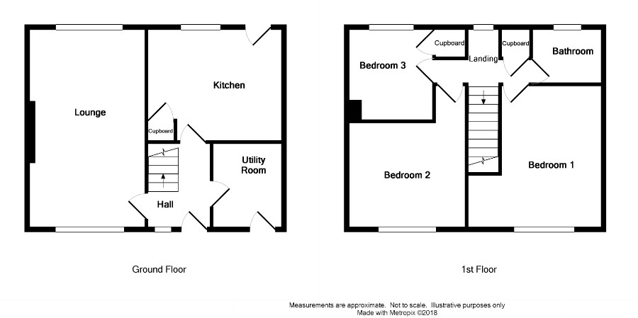 Floor Plan for 31 Dunbae Road