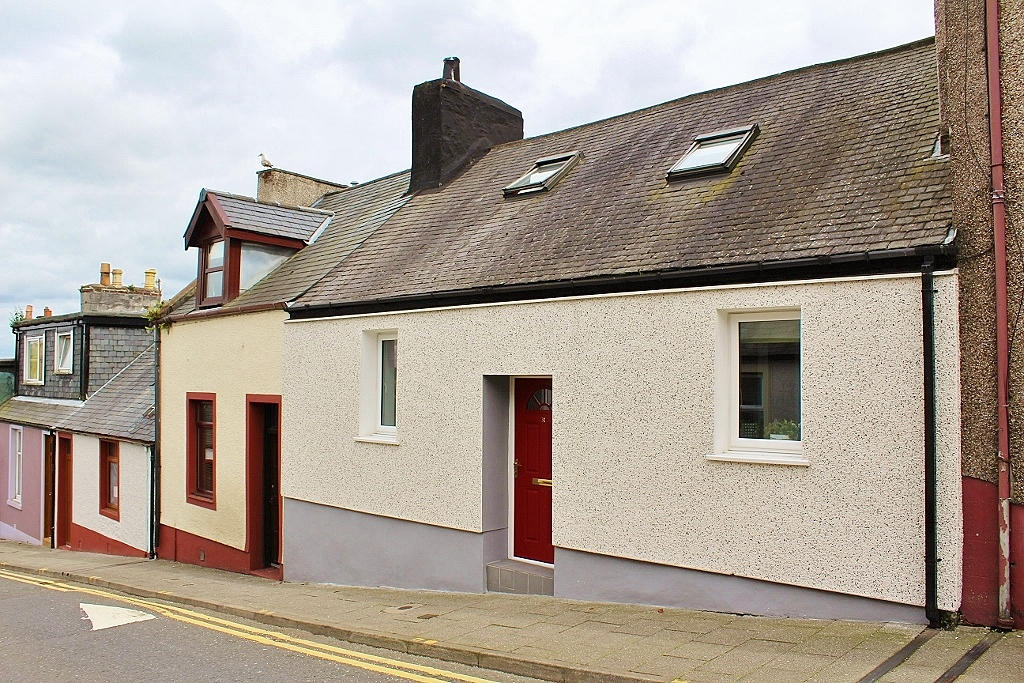 Photograph of 31B High Street, Stranraer