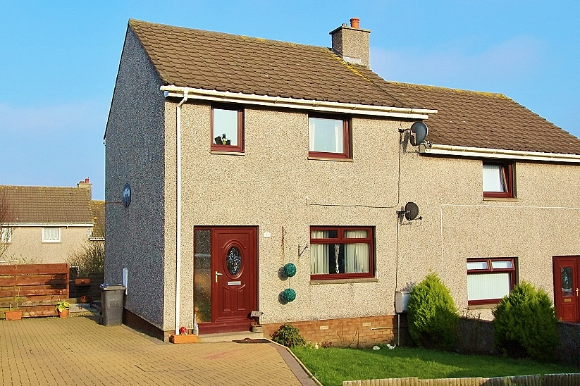 Photograph of 32 Gallowhill Rise, Stranraer
