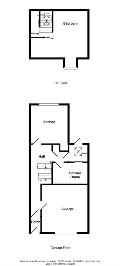 Floor Plan for 39 Sun Street