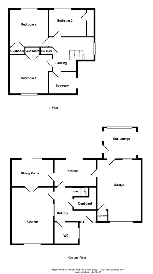 Floor Plan for 3 Mayfield Avenue