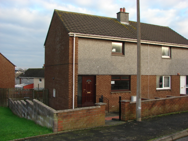 Photograph of 4 Thorney Way, Stranraer