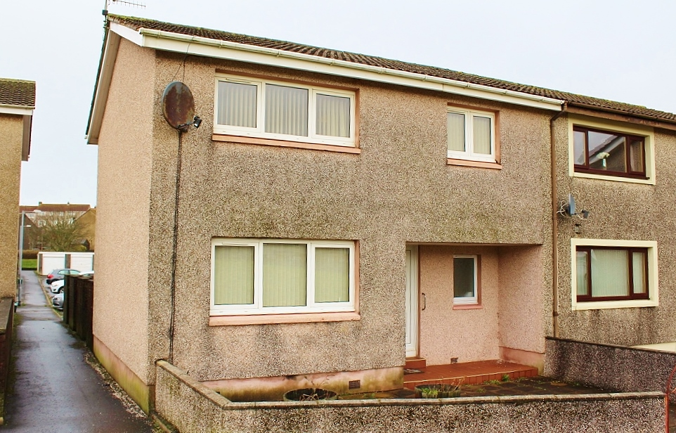 Photograph of 42 St Ninian's Avenue, Stranraer
