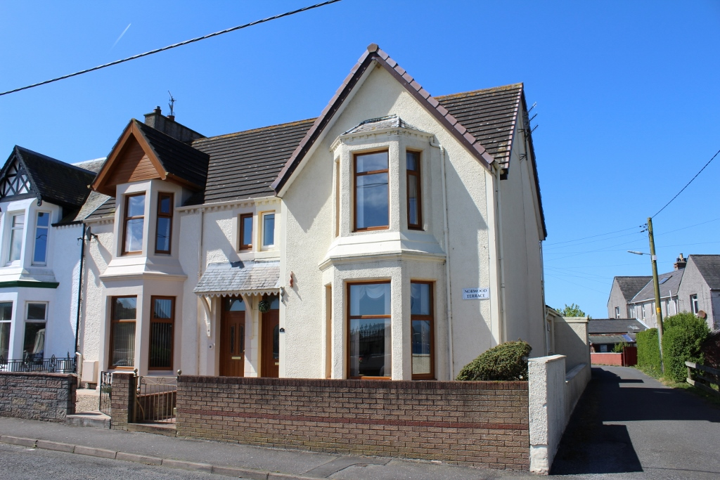 Photograph of 4 Norwood Terrace, Stranraer