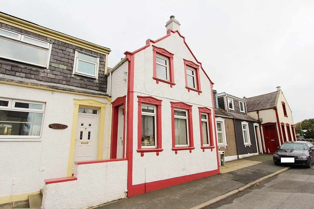 Photograph of 4 Waverley Place, Stranraer