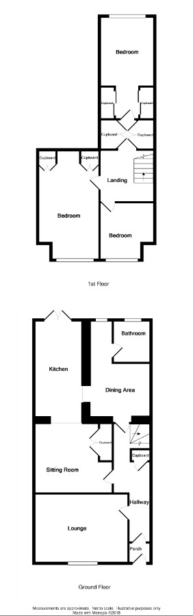 Floor Plan for 50 Lochryan Street
