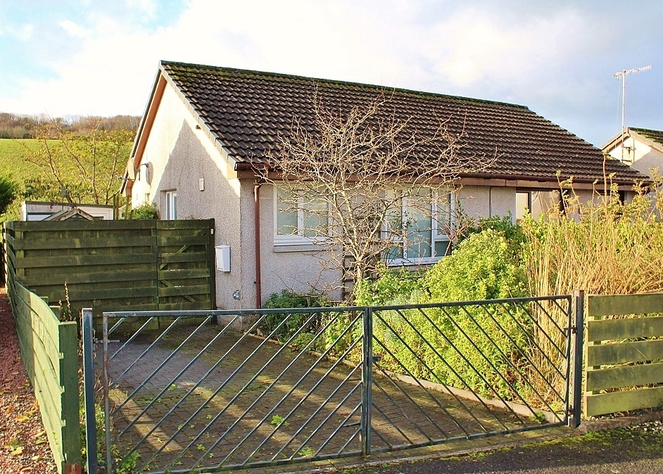 Photograph of 52 Leafield, Stranraer