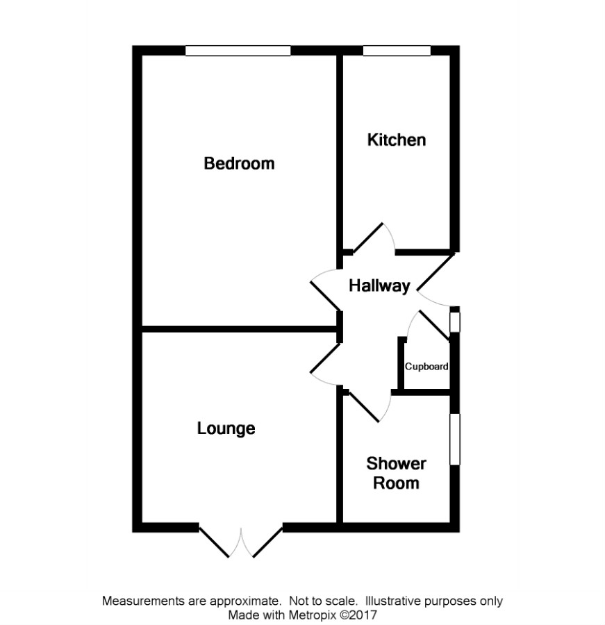 Floor Plan for 52 Leafield