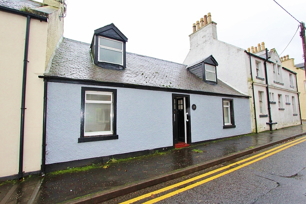 Photograph of 52 Main Street, Kirkcolm