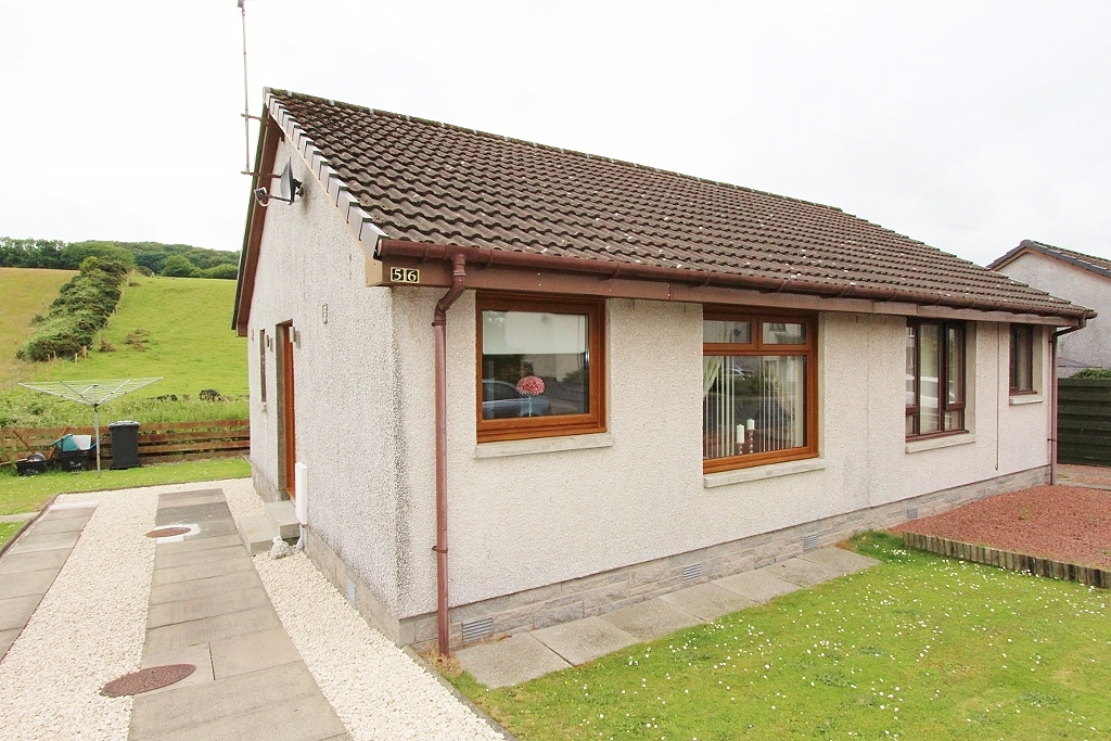 Photograph of 56 Leafield, Stranraer