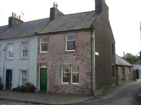 Photograph of 58 George Street, Whithorn