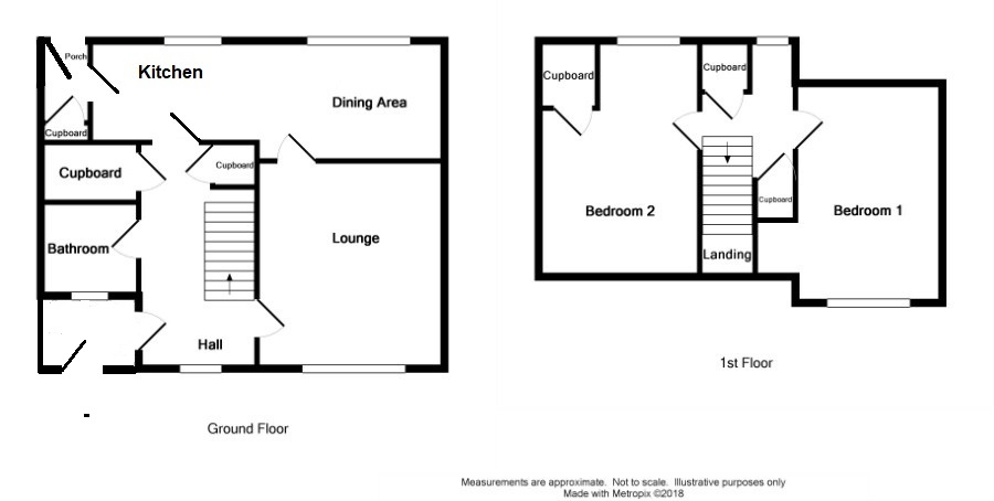 Floor Plan for 5 Braewood Grove