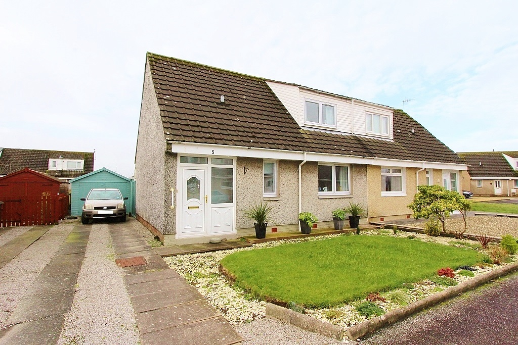 Photograph of 5 Braewood Grove, Stranraer