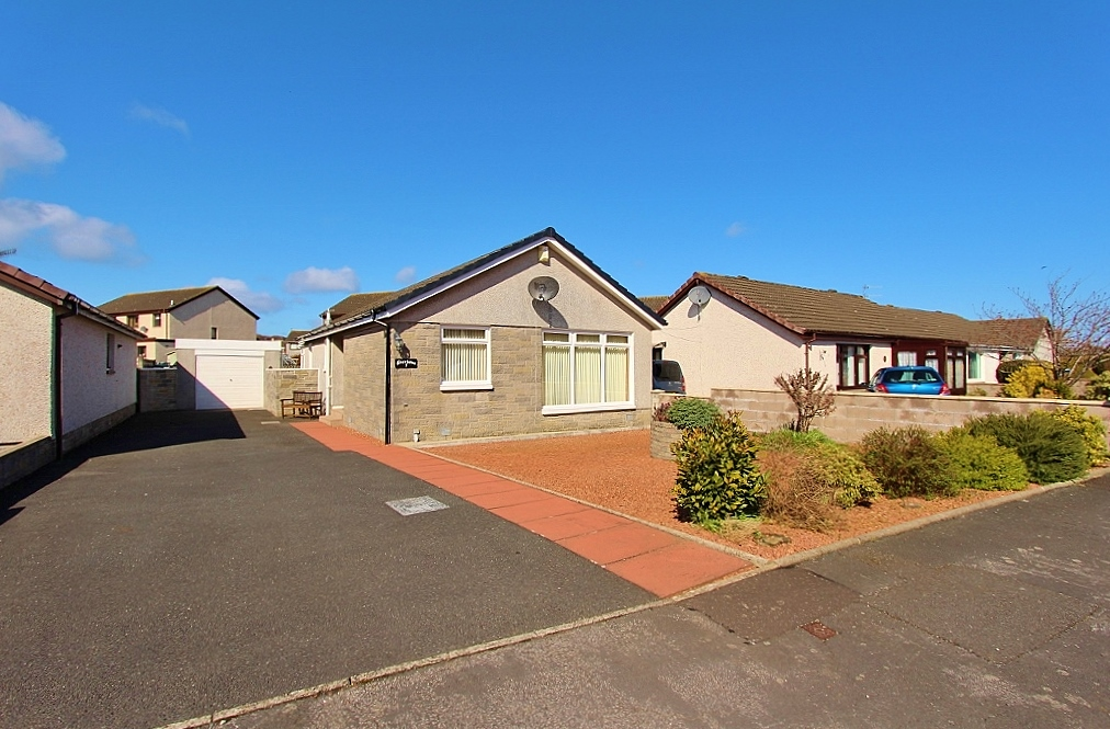 Photograph of 'Stairhaven', 5 Clenoch Parks Road, Stranraer