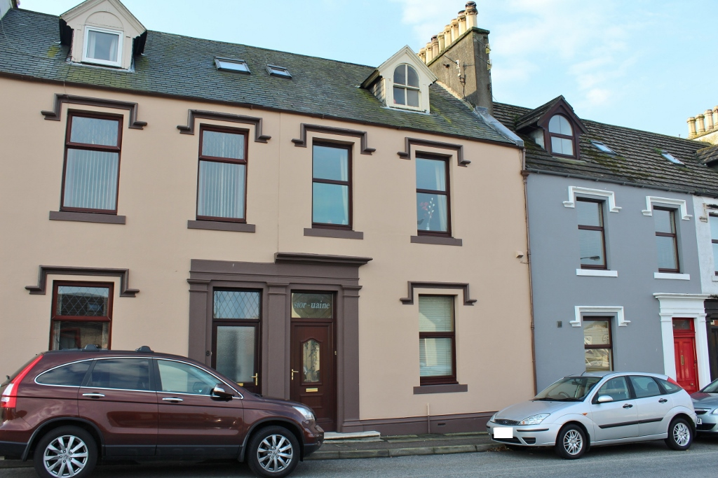 Photograph of 'Sior-Uaine', 6 Edinburgh Road, Stranraer