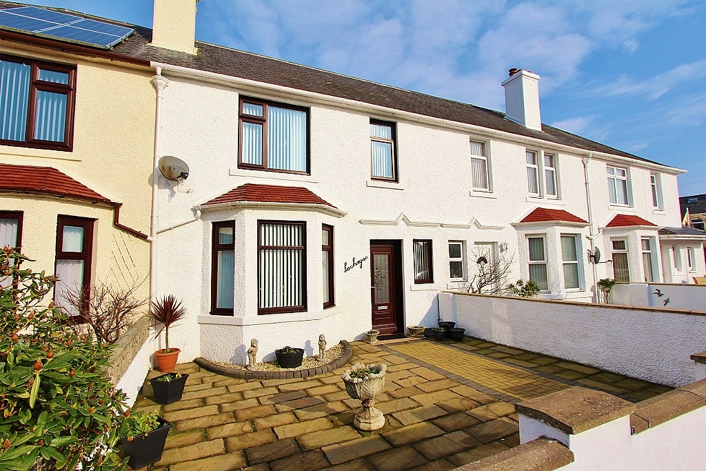 Photograph of 'Lochryan' 6 Royal Avenue, Stranraer