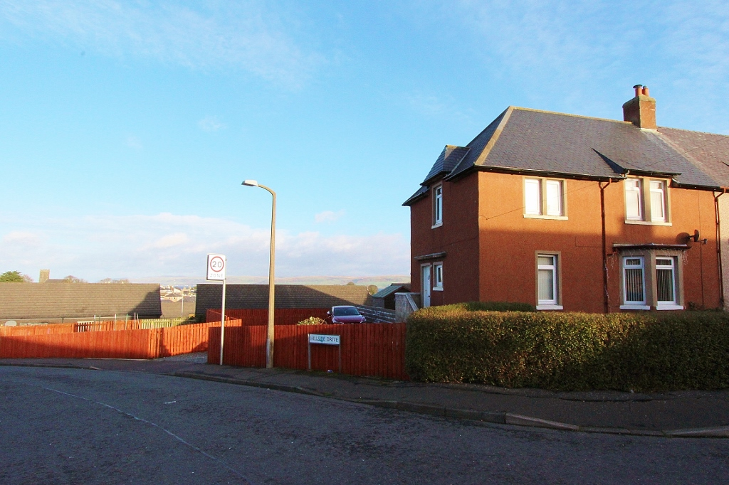 Photograph of 74 Mount Vernon Road, Stranraer