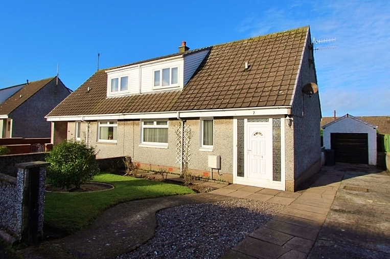 Photograph of 7 Sandmill Crescent, Stranraer