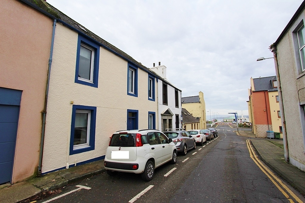 Photograph of 8 King Street, Stranraer