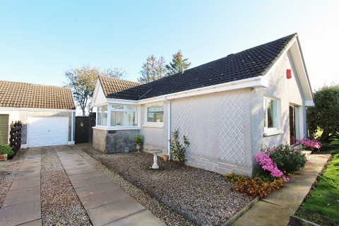 Photograph of 'Stranald' 9 Maitland Terrace, Kildrochat, Stranraer
