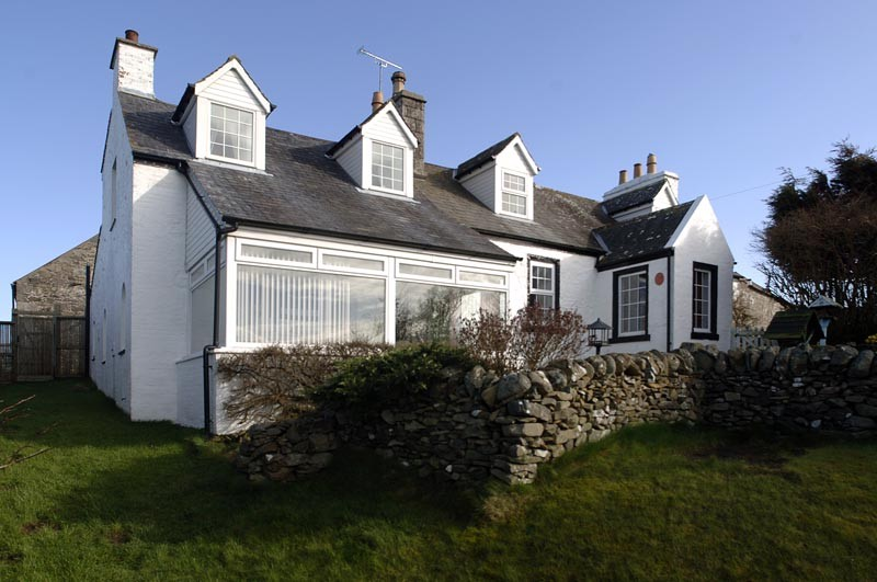 Photograph of 'Challoch Farmhouse', Sandhead