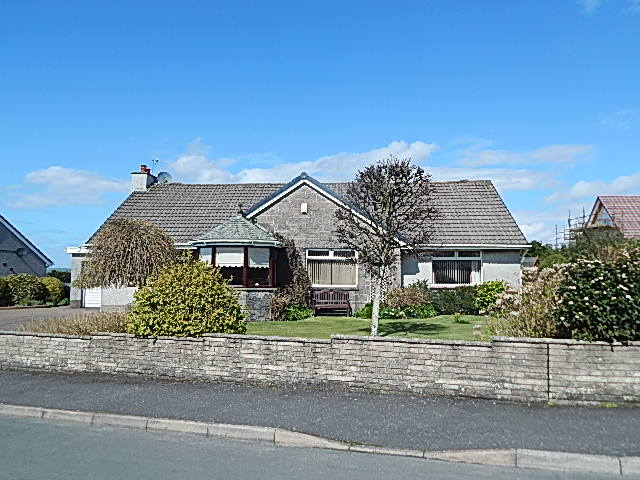Photograph of 'West Acre', 21 Ryanview Crescent, Stranraer