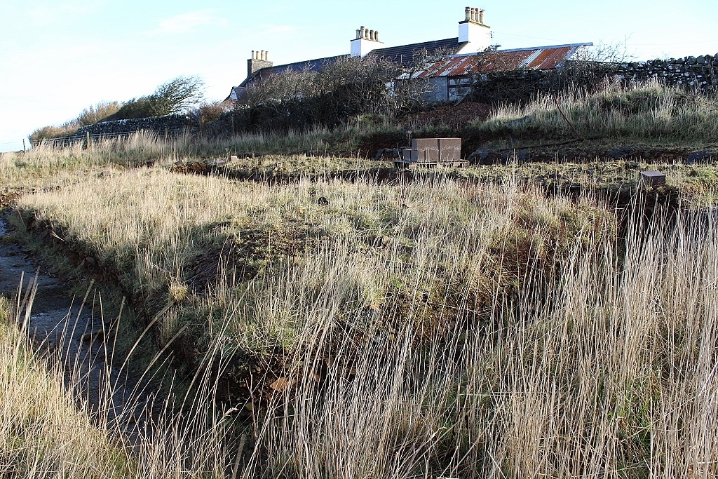 Photograph of Building Plot, Kirkmaiden, Drummore