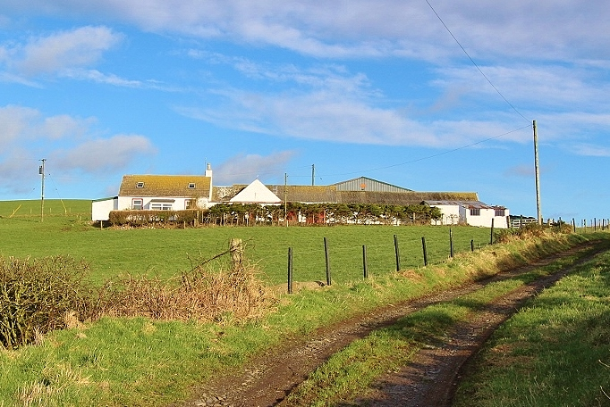 Photograph of Cairngarroch Farm, Stoneykirk