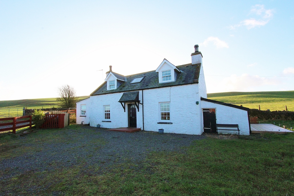 Photograph of 'Colfin Farm Cottage', Lochans
