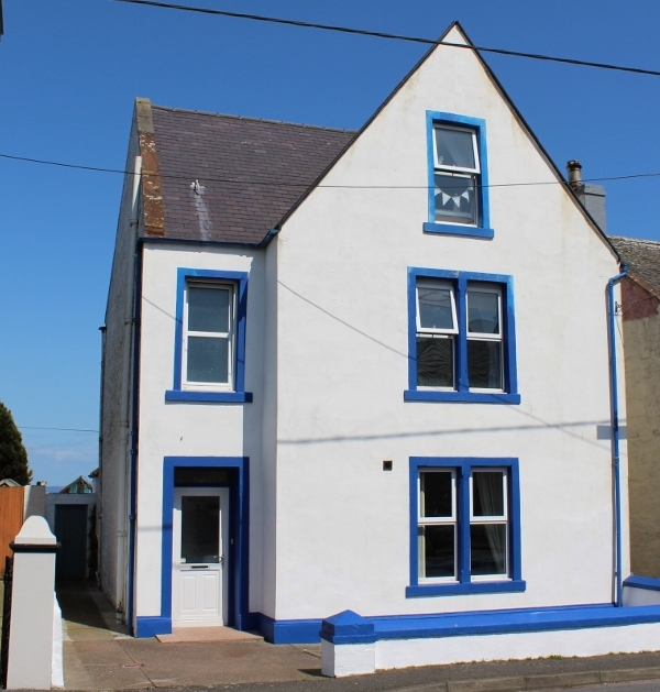 Photograph of 'Crammag' 30 Stair Street, Drummore