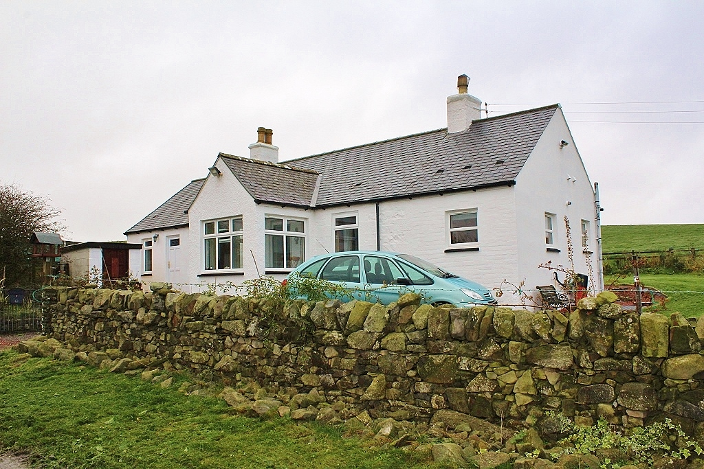 Photograph of 'East Muntloch Cottage', Drummore