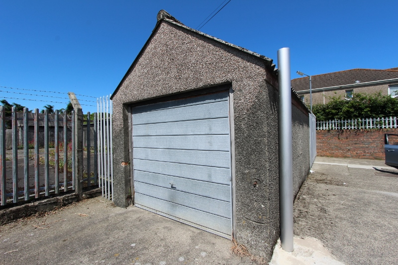 Photograph of Garage,  Edinburgh Road, Stranraer