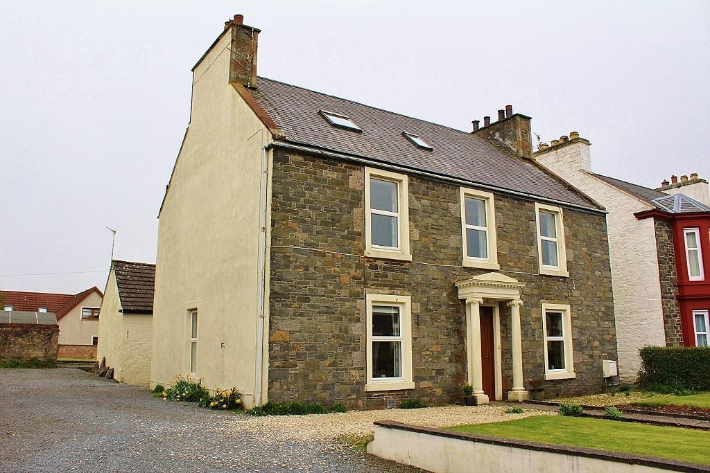Photograph of 'Hartforth', 33 London Road, Stranraer